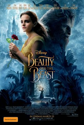 Beauty and the Beast Movie poster (Google).
