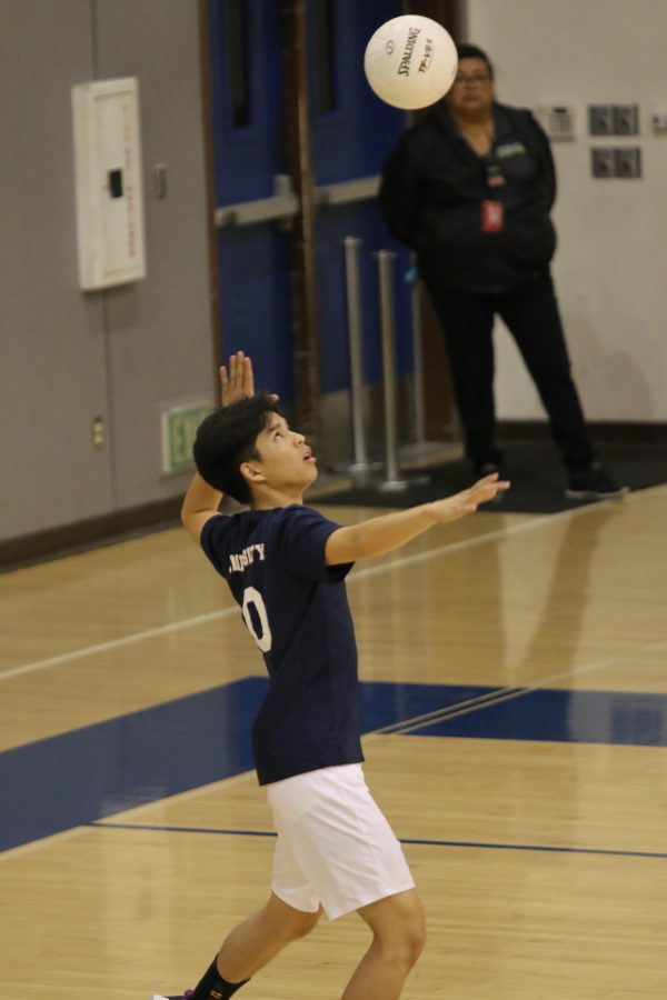 Boys+Volleyball+Loses+in+First+Round+of+CIF