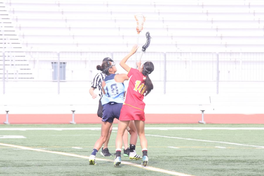 Girls Lacrosse Qualifies for CIF for First Time in History