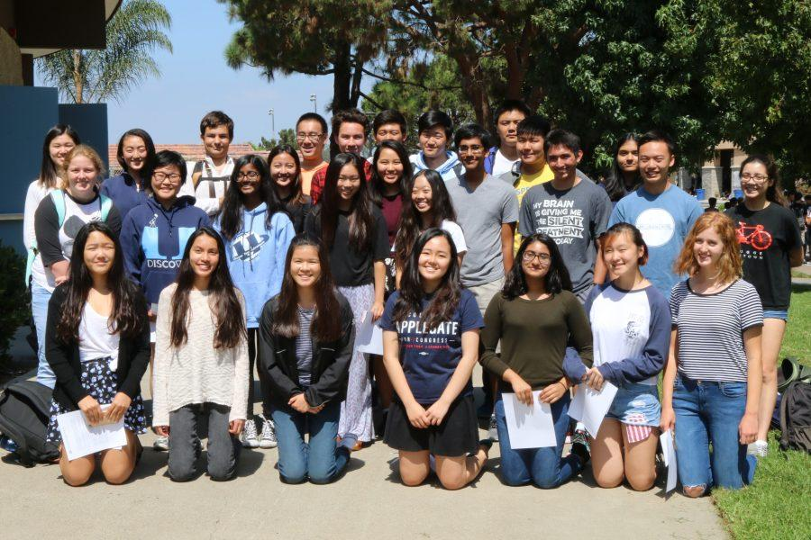 36 students qualify as semifinalists for prestigious National Merit Scholarship