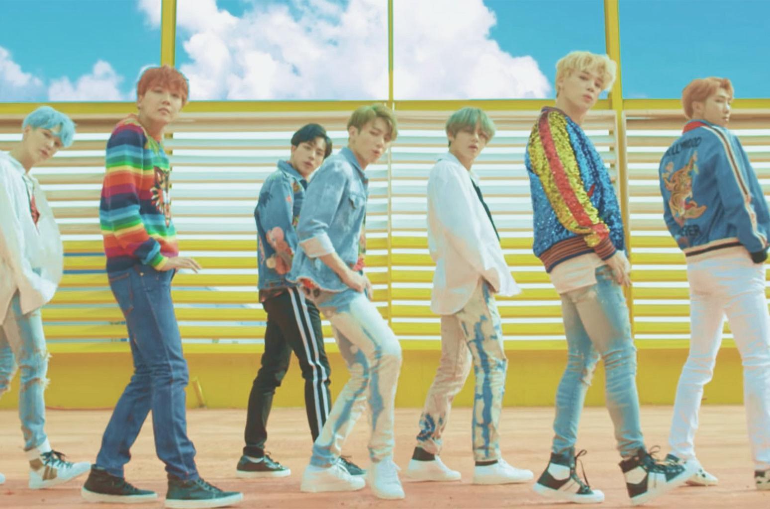 K-pop Article