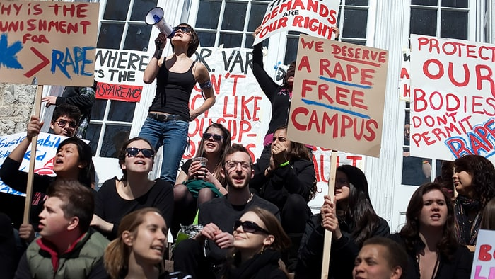 Students concerned over sexual assault