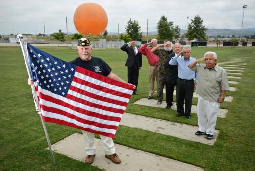 Some OC veterans still prefer the originally proposed location of the Irvine cemetery. (Courtesy of OC Register/SCNG)