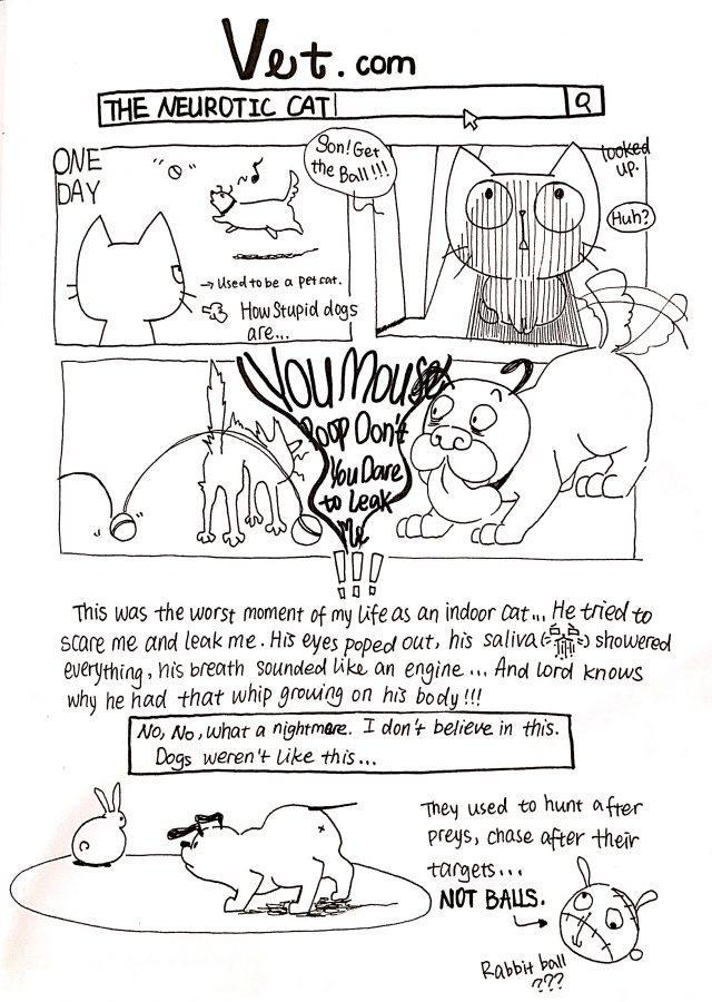 Neuro the Neurotic Cat #4