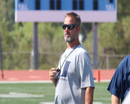 Former football coach for Servite High School and Corona Del Mar joins UHS