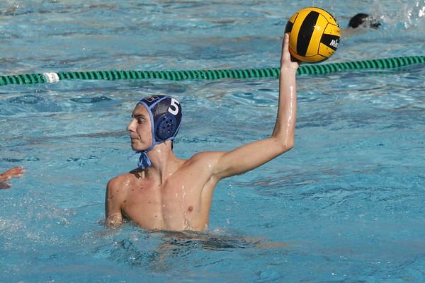Boys Water Polo wins 14-7 against Mission Viejo