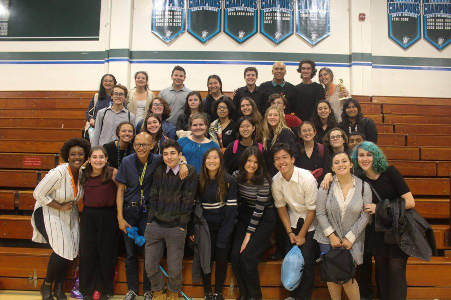 Eight+UHS+students+qualify+as+Role+About+Theatre+Festival+Finalists