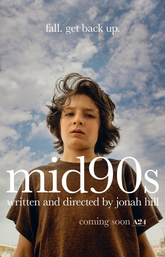 Mid90s is Jonah Hill's directorial debut (IMDb)