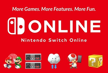 Switching it up: Nintendos online play system