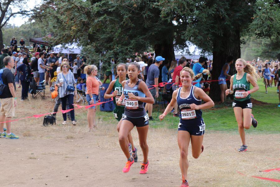 Strong performance at Stanford Invitational by Cross Country