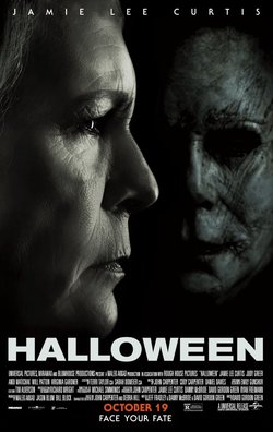Halloween (2018) continues its plot