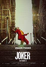 The movie, Joker, released October 4, is directed by Todd Phillips (IMDb).