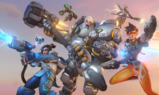 Blizzard Entertainment recently announced at Blizzcon the sequel to Overwatch, Overwatch 2 (The Guardian).