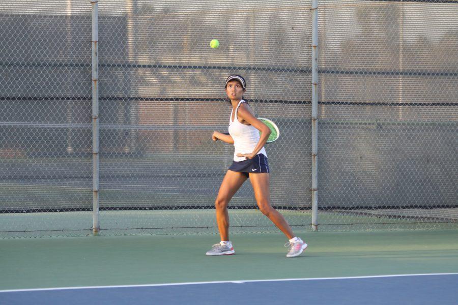 Girls' Tennis Victorious Against West Ranch in CIF Quarterfinals