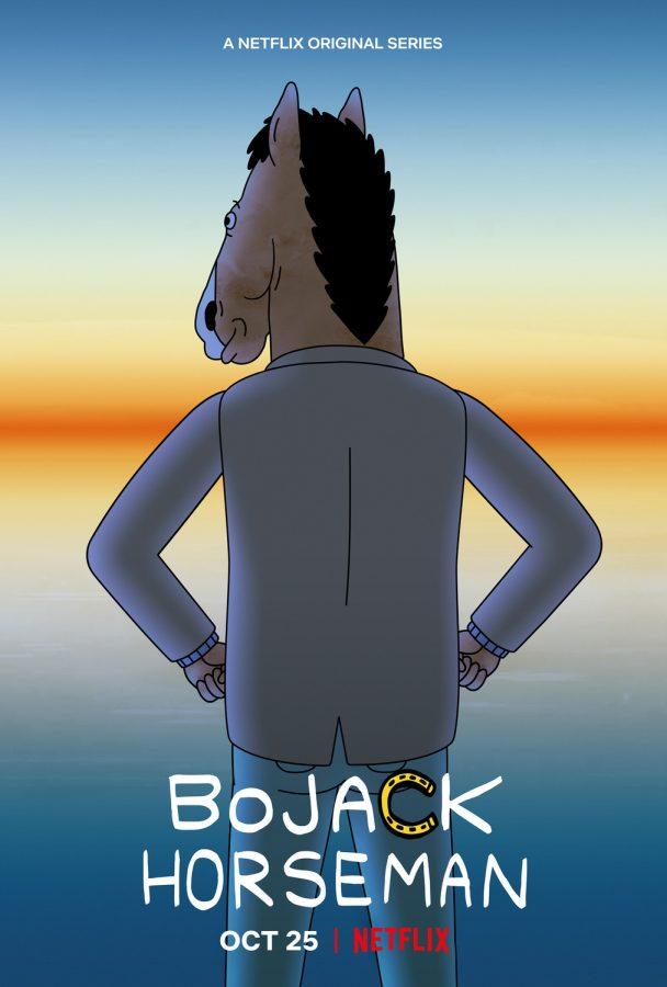 BoJack Horseman is Netflix's first animated series (IMDb).