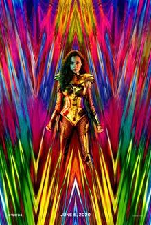 Wonder Woman 1984 is set to be released on June 4 in Brazil (Wikipedia).