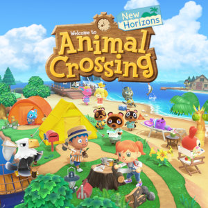 Animal Crossing: New Horizons on the Rise
