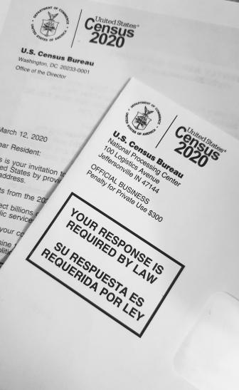 2020 Census Offered Online For First Time Ever, Response Rate Increases