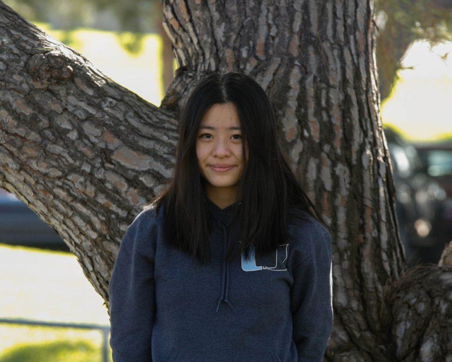 Christina Yue
