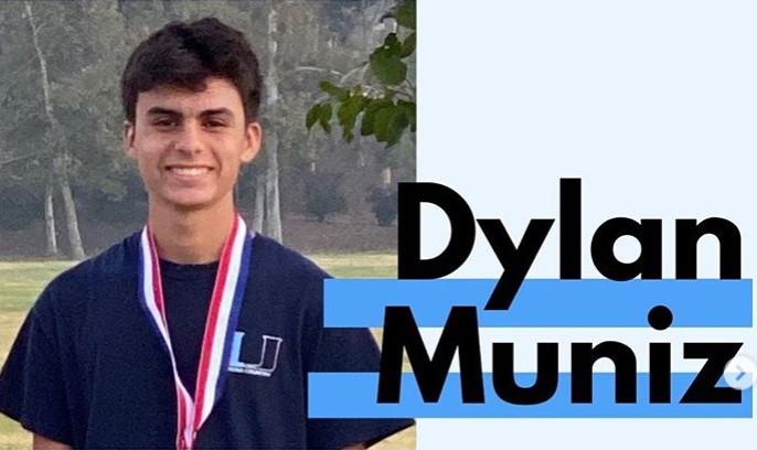 Dylan Muniz: November Athlete of the Month
