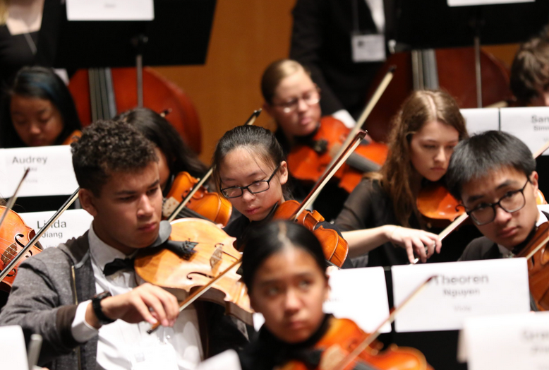 Courtesy+of+Kirby+Fong%2C+California+Orchestra+Directors+Association%0A