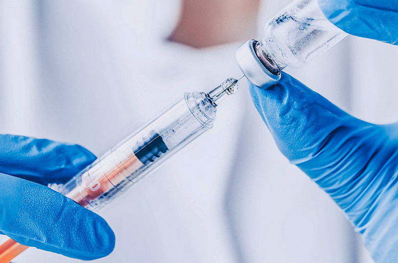 Some teachers have reacted positively to the prospect of being able to receive the vaccine in the near future. Photo courtesy of Shutterstock.