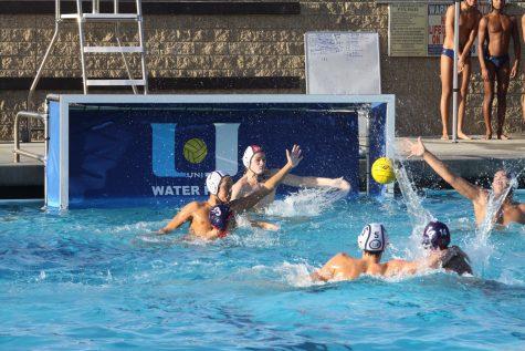 Boys Water Polo Dominates Irvine High