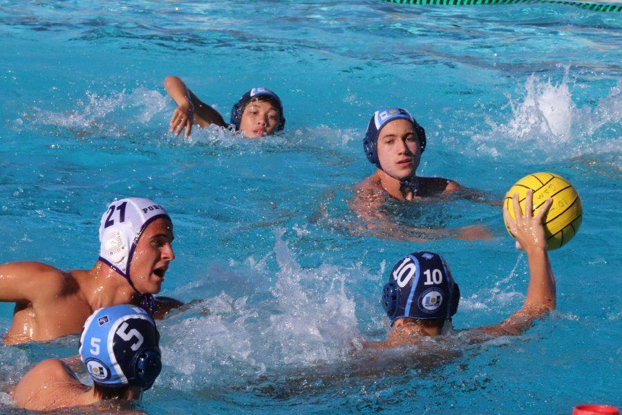 Boys Water Polo Gears Up For an Irregular Spring Season