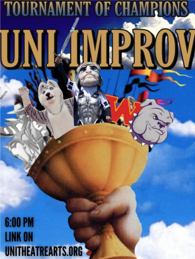 UHS improv team has found a way to perform for the irvine community despite COVID-19 restrictions.