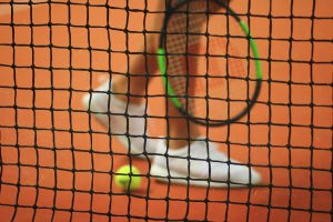 Hitting the Courts: Girls Tennis practice in Preparation for a New Season