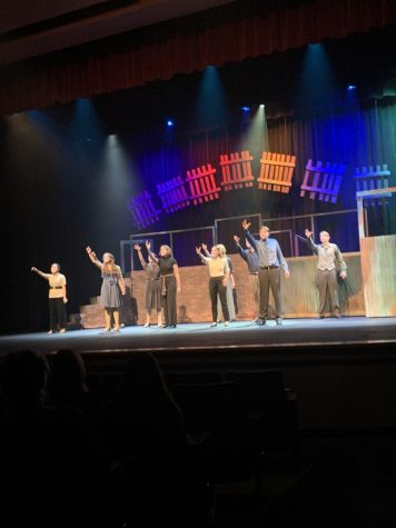 UHS Fall Musical: Songs for A New World